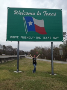 I've been to Texas before for hurricane evacuations, to travel through - this time it was for pure fun! A girlie road trip and I loved it!!!