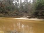 I love the river.