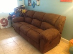 The new NEW couch!