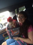 Lou ♥ won the Raising Cane's gift basket.