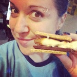 This is my first real S'more and it was amazing!