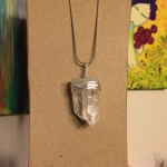 Clear Your Mind - pendant.