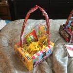 My honey bunny's basket.